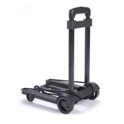 라이프공방 초경량카트 무소음 바퀴 접이식 손수레