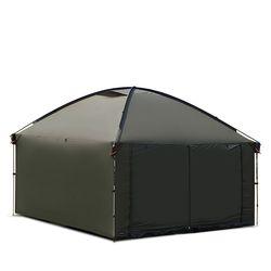 산들로 백패킹 280 쉘터 양면 실리콘코팅 텐트도킹 SA-OT041