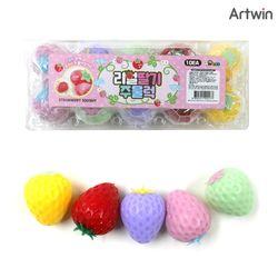 1000 리얼 딸기 주물럭 BOX(10)