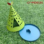 캠든 인디언 감성 캠핑 낚시 휴대용 모기향 거치대 페이