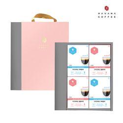 하바나커피 디카프레소 80개입 선물세트[디카페인 액상커피]