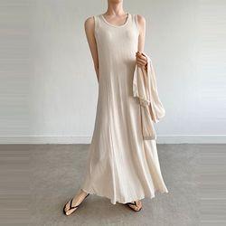 Summer Tank Long Dress