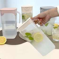 프레쉬 가정용 냉장고 보관 물병 물통 2L 8개