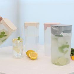 프레쉬 가정용 냉장고 보관 물병 물통 2L 4개