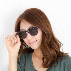 A1541 CR렌즈 배색 선글라스(케이스포함)