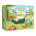포켓몬스터 직소 퍼즐 500피스 블루밍 포켓몬