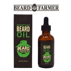 [한정수량/국내배송/무료배송] Beard Farmer 수염 관리 Beard Growth Oil 2oz