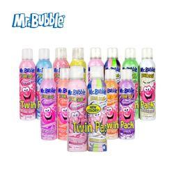 Mr Bubble 미스터버블 폼솝 2개 세트 색상랜덤발송