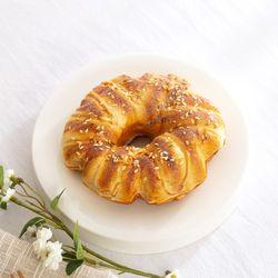 참깨 패스츄리 빵 모형 1P