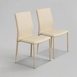 티프 식탁 의자 2개세트 (착불)