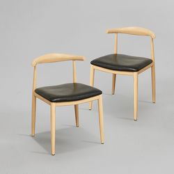 일라 식탁 의자 2개세트 (착불)