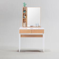 피킷 스틸 수납 화장대 700 거울 포함 (착불)