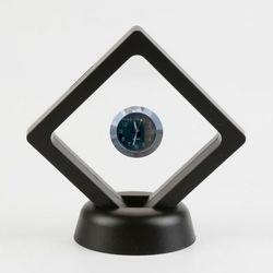 신기방기 무중력 자동회전 2Way솔라아날로그 데코시계