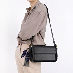 만행샵 심플모드 미니백 숄더백 여성 가죽 가방 핸드백