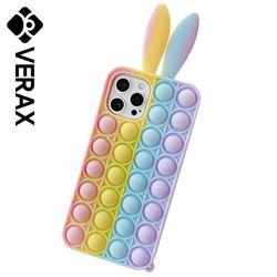 아이폰11PROMAX 프로맥스 레빗 실리콘 케이스 P614