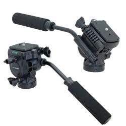 본젠 VD-605 비디오 3way 헤드 (카메라 캠코더 삼각대 등)