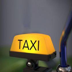 홍콩택시 TAXI 오토바이 바이크 택시 LED라이트 튜닝용품