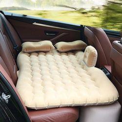 차량용 에어매트 자동차 차박 매트리스 뒷자석 침대 캠핑