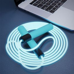 LED 다이어트 야간 줄넘기 야광 틱톡