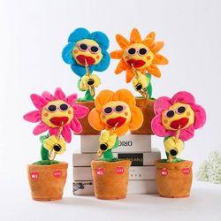 틱톡 인싸템 춤추는 댄싱 움직이는 해바라기 꽃 인형