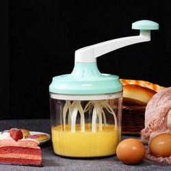 수동 계란 버터 믹서기 베이킹 베이커리 도구