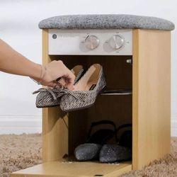 샤오미 37도 스툴형 신발장 살균 소독 신발건조기