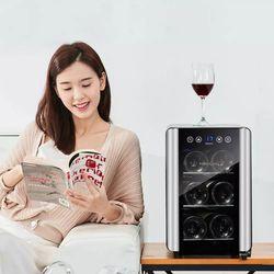 샤오미 VINOCAVE 미니 와인 냉장고 6병