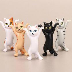 귀여운 에어팟 고양이 거치대 에어팟걸이 5종한세트