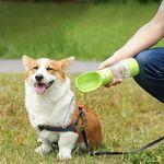 휴대용 애완동물 물컵 강아지 급수기 고양이 휴대용컵