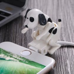 움직이는 강아지 충전기 틱톡 인싸템 아이폰 U타임 안드로이드