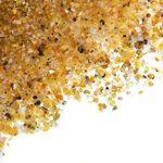 황금사 슈가 1mm급 34kg 노란색모래 어항바닥재
