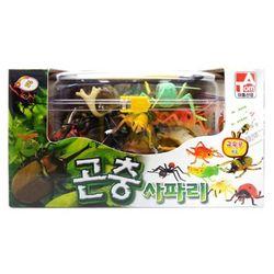 아톰 곤충 사파리세트 9pcs 모형 피규어 장난감