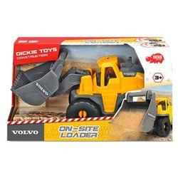 디키토이즈 Volvo 볼보 26cm 불도저 중장비 장난감