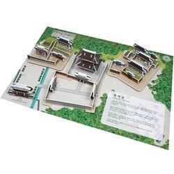 한국사 입체퍼즐 - 조선 창덕궁
