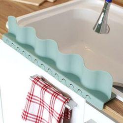 파스텔 실리콘 싱크대 물막이(3color)