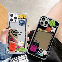 프라이스태크 미러 젤리 케이스 아이폰11 12