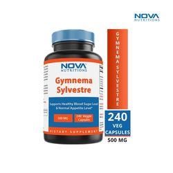 Nova Nutritions 김네마 실베스터 500mg 240캡슐