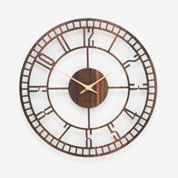(ktk184)에코보드 원형 프레임 시계(저소음)