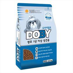 국산 강아지사료 도비 어덜트 2.5kg 비만견사료 개사료