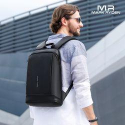 마크라이든 MR7028 슬림형 노트북수납 남성백팩