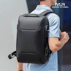 마크라이든 MR7024 다이얼락 노트북수납 남성백팩