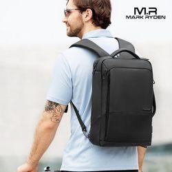 마크라이든 MR7023 USB포트 노트북수납 남성백팩