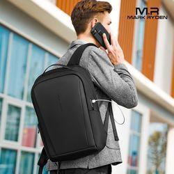 마크라이든 MR7021 USB포트 남성백팩