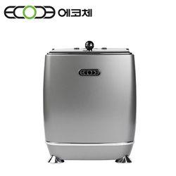 에코체 음식물처리기 ECC-800 실버