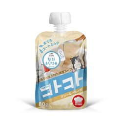고양이 츄르 카카 참치&산양유 크리미타입 어덜트