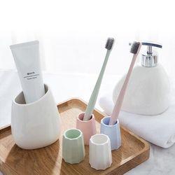 규조토 칫솔걸이D 욕실용품 칫솔받침대 수납 양치