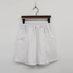 Cotton Pocket Shorts