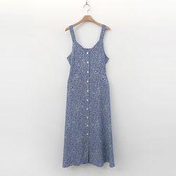 Solar Tank Long Dress