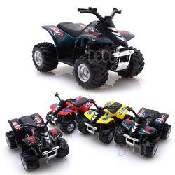 ATV 4륜 오토바이 피규어 미니카
