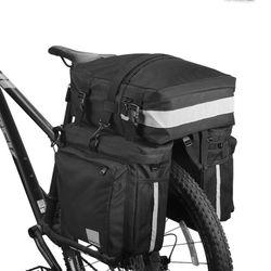 바이크랩 자전거가방 대용량 짐받이 가방 37L 패니어 14892SA